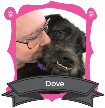 January Camper of the Month is Dove
